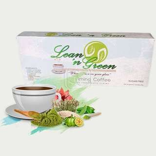Lean N Green Slimming Coffee