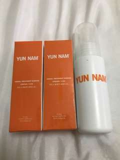 Yun Nam Herbal Treatment Essence Strong 123N
