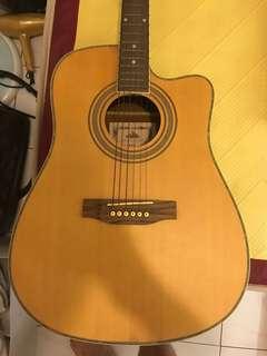 TWIN 單板木吉他