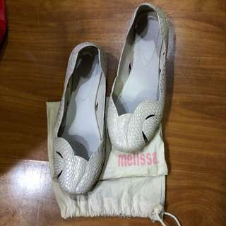 Melissa Beige Shoes