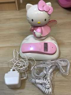 Hello kitty 家居電話