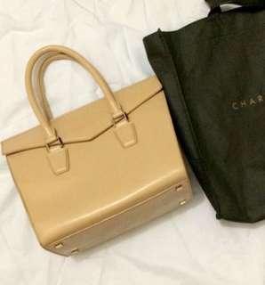 Charles n Keith sling and hand bag
