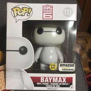 Baymax pop