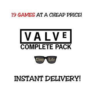 Valve Complete Pack [ INSTANT DELIVERY! ]