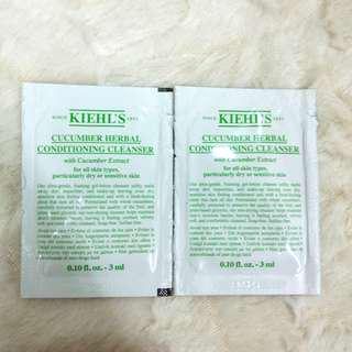 Kiehl's Cucumber Conditioning Cleanser