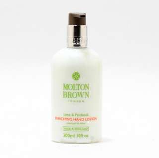 Molton Brown Lime & Patchouli Enriching Hand Lotion