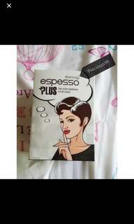 Espesso plus hair colour treatment (for all colours)