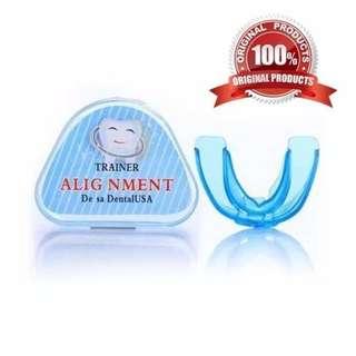 Retainer teeth trainer aligment ( pelurus perapih gigi )