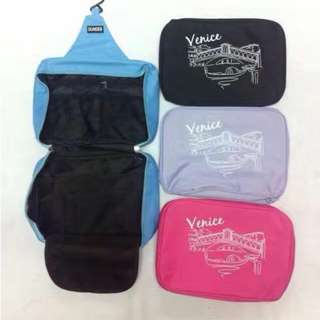 Dundes venice travel hanging toiletry organizer
