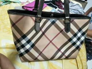 Burberry tote Handbag