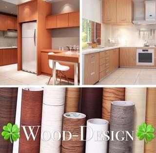 Wood Style Wallpaper