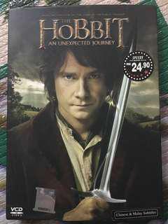 Vcd hobbit original