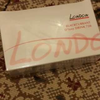 London weight management detox drink