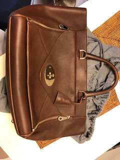 Mulberrry brown bag
