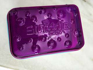 Smiggle Transparent Pencil Case