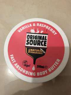 Body butter original source