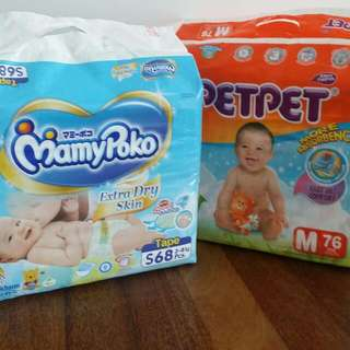 Mamypoko & Pet Pet Diaper