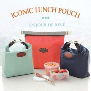 ICONIC LUNCH BAG