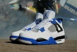 Jordan 4 Motorsports