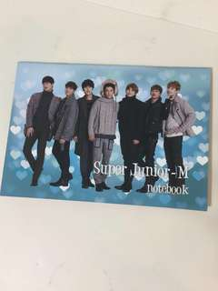 Super-Junior 筆記本