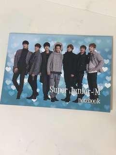 Super-Junior 筆記本