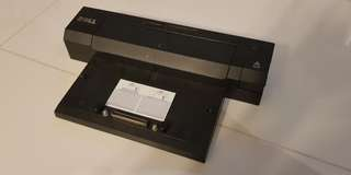 Dell Port Replicator/laptop docking station