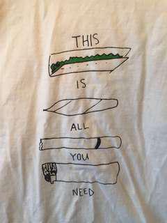Ganja shirt