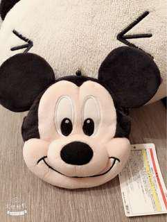 #迪士尼現貨米奇卡包零錢包