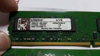 Kingston DDR2 RAM