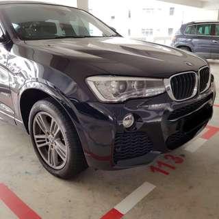 BMW X4 xDrive20i Auto X Line