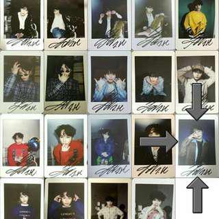 [Looking For/WTB] Yong Jun Hyung Goodbye 20's Polaroid
