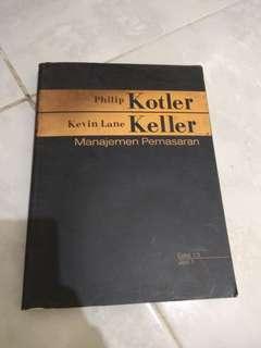 Manajemen Pemasaran Philip Koltler , Kevin Keller