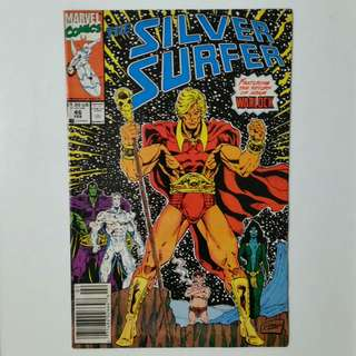 Silver Surfer No.46 Comic