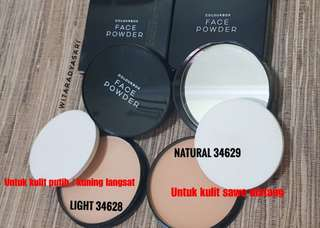 Colourbox face powder