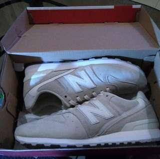 Authentic New Balance 996 Pastel Suede Shoes