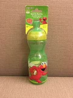 🚚 全新芝麻街&Munchkin 聯名兒童運動水壺-BPA Free