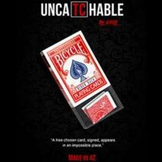Uncatchable - Olivier Pont magic trick