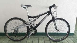 Original Mongoose Full-Suspension Mountain Bike