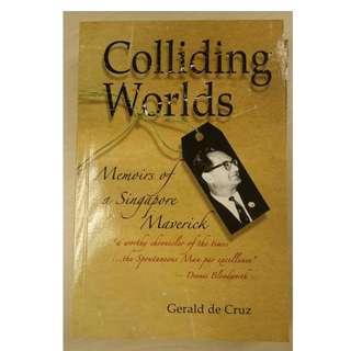 Colliding Worlds book by Gerard de Cruz