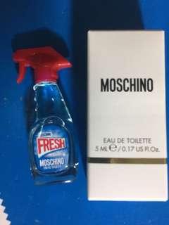🚚 MOSCHINO清潔劑小香