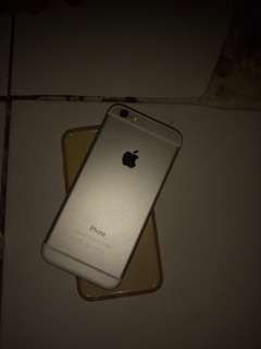 Iphone 6/16GB Full set ( GLOD
