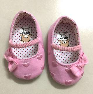 Baby Girl shoes (Pink)