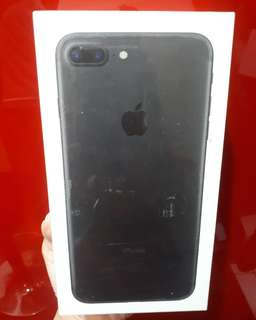 Apple Iphone 7 plus 256GB Ori Ibox kredit terlaris promo #2018GantiHP