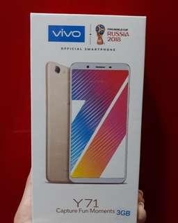 Kredit HP paling murah Vivo Y71 (Ram 3GB Rom 32GB) promo #2018GantiHP