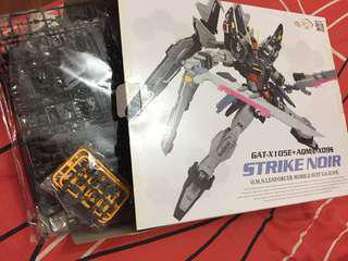 Gundam strike noir and destiny