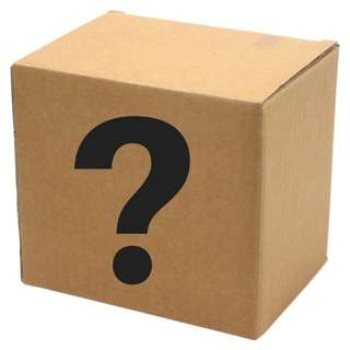 A mystery box ! wont let you disappointed