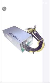 Bitmain antminer Apw3++ power supply PSU