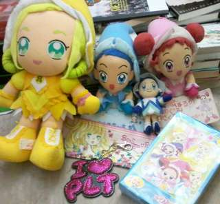 Vintage Ojamajo Magical Doremi set