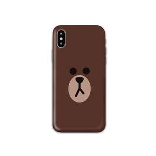 iPhone 7 Plus Line 熊大殼(包郵)