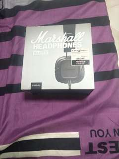 Marshall Headphones Major ll